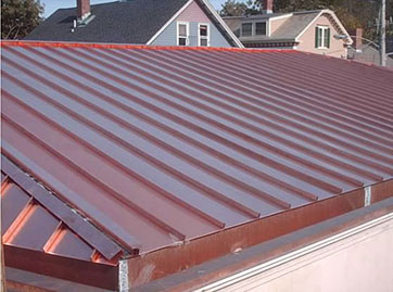 Tpo Roofing Ri Ct Roofing Concepts